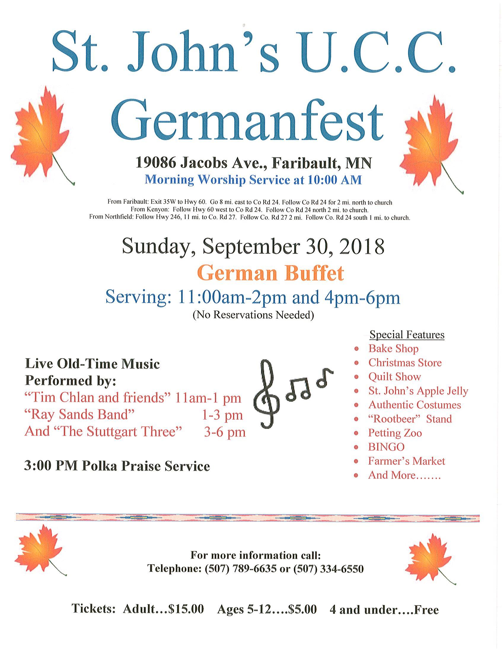 Germanfest 2018