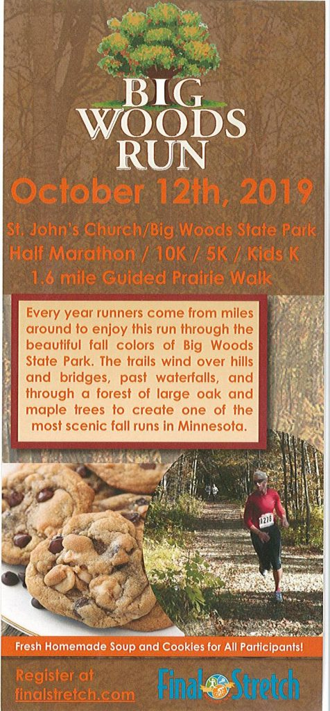 Big Woods Run 2019
