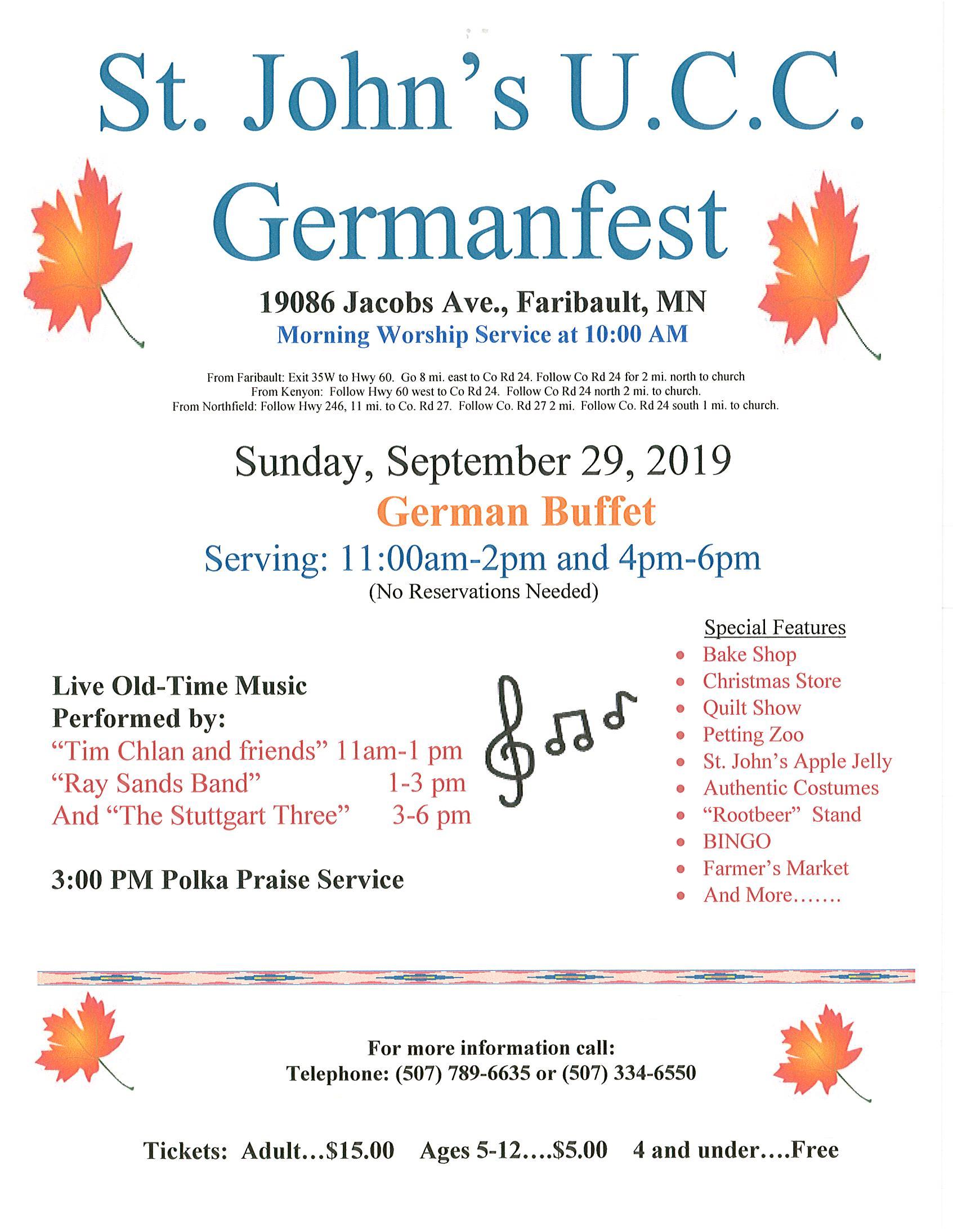 Germanfest 2019