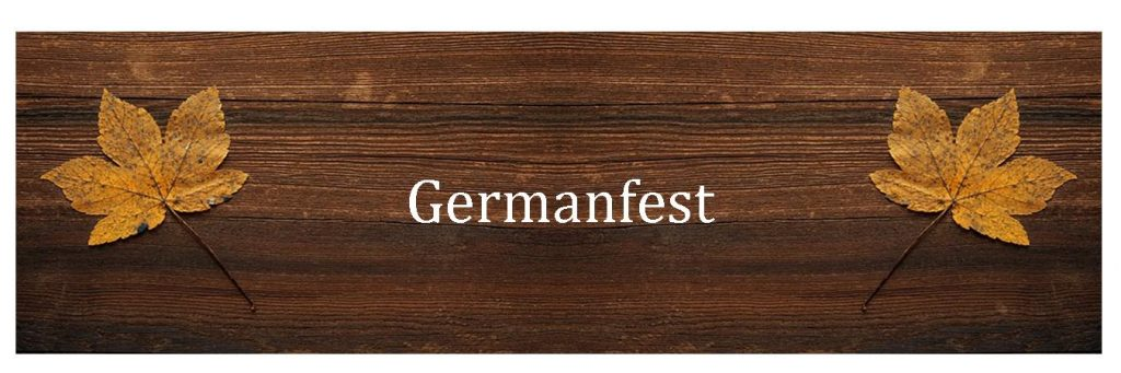 Germanfest Announcement