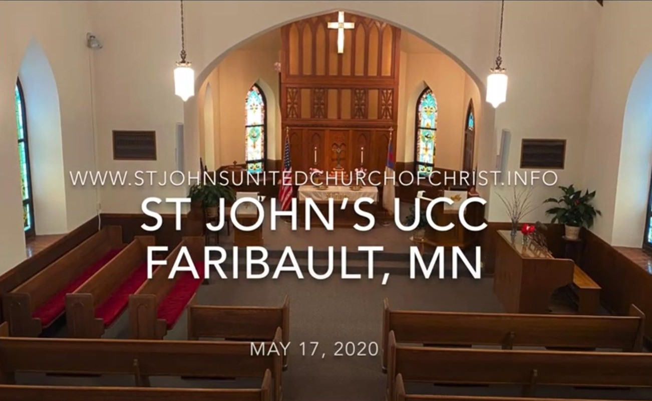 Worship Service for 5/17/20