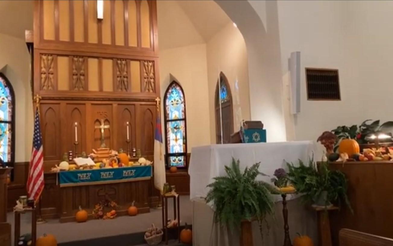 Worship Service 11/15/20