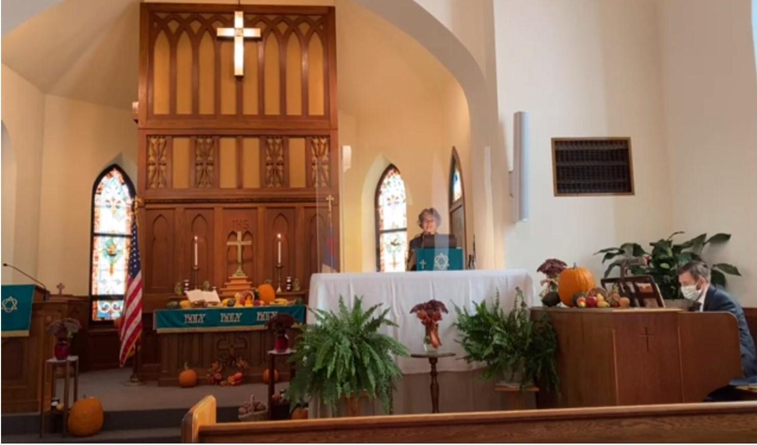 Worship Service 11/8/20