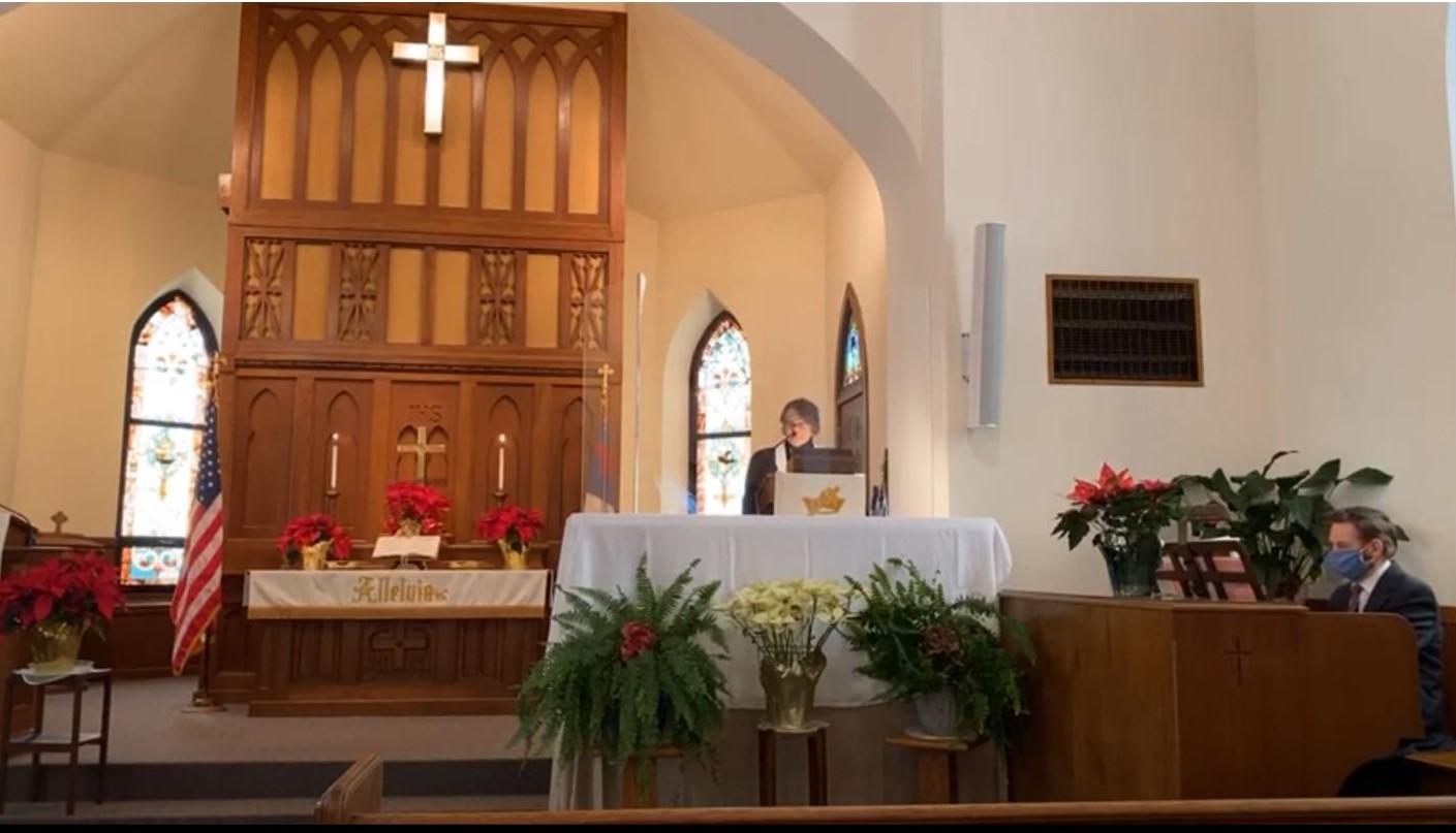 Worship Service 1/10/21
