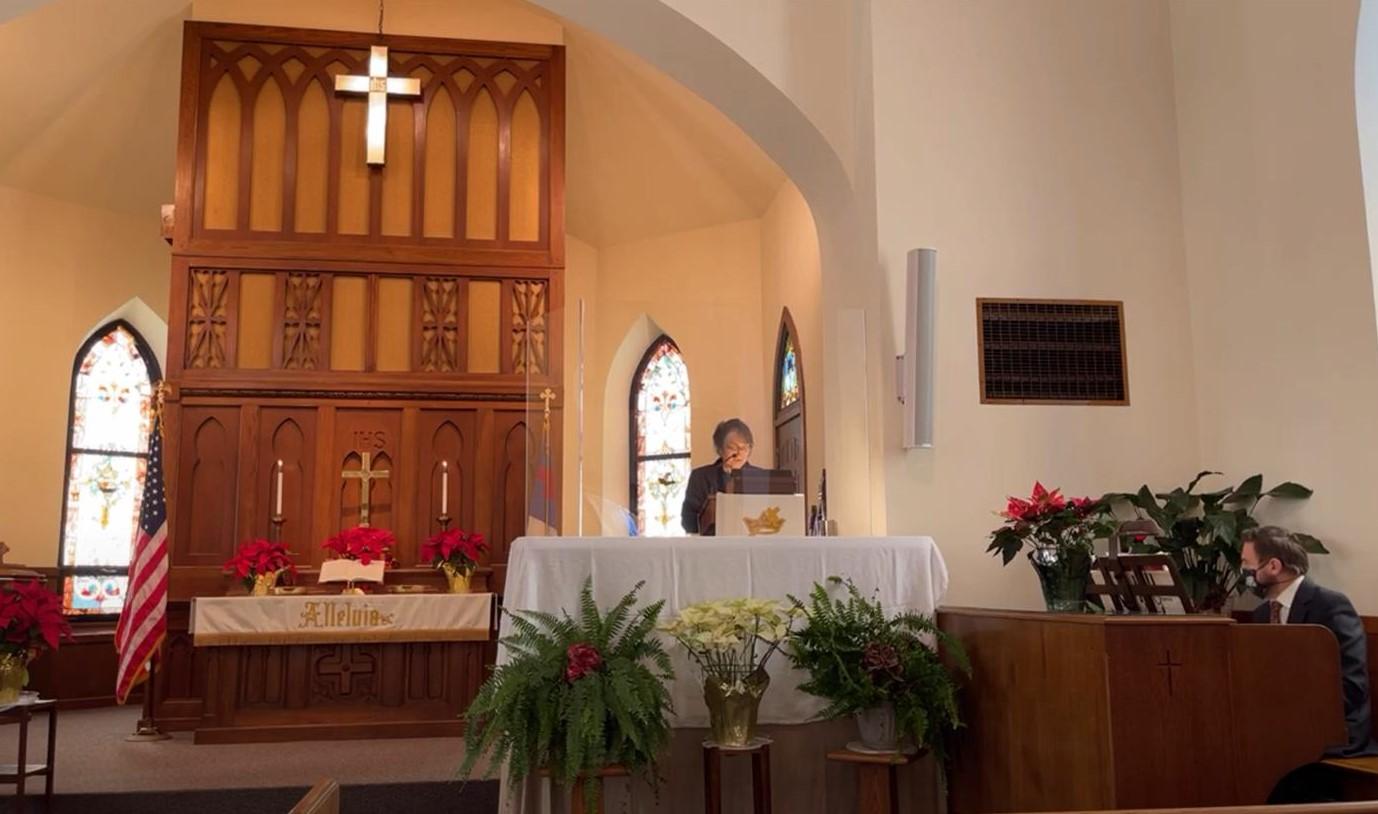 Worship Service 1/17/21