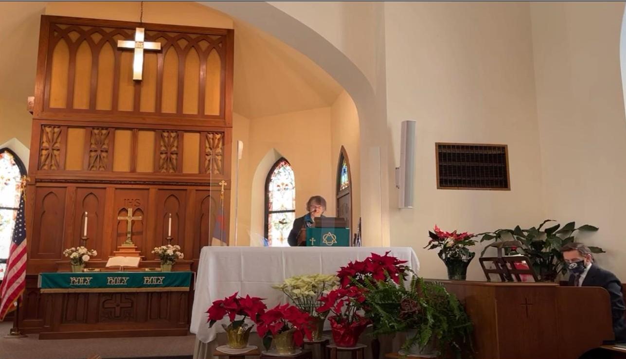 Worship Service 1/31/21