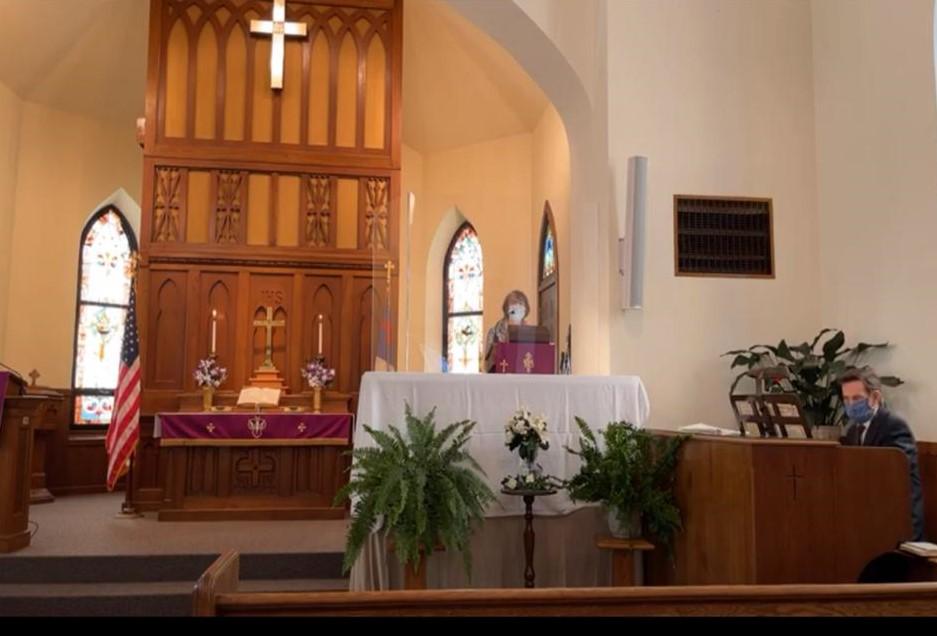 Worship Service 2/21/21
