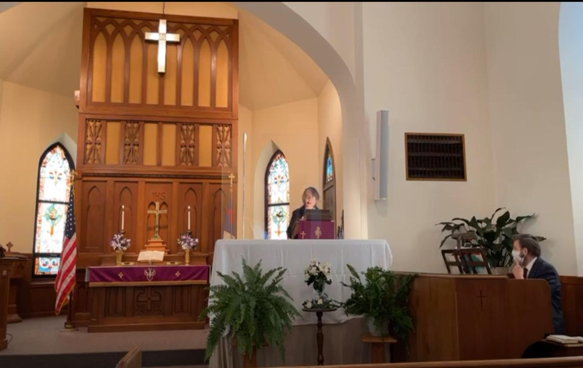 Worship Service 2/28/21