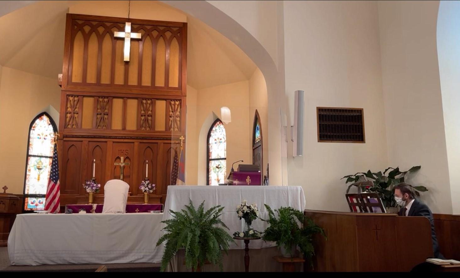 Worship Service 3/14/21