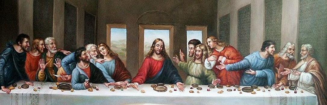 Last Supper Drama