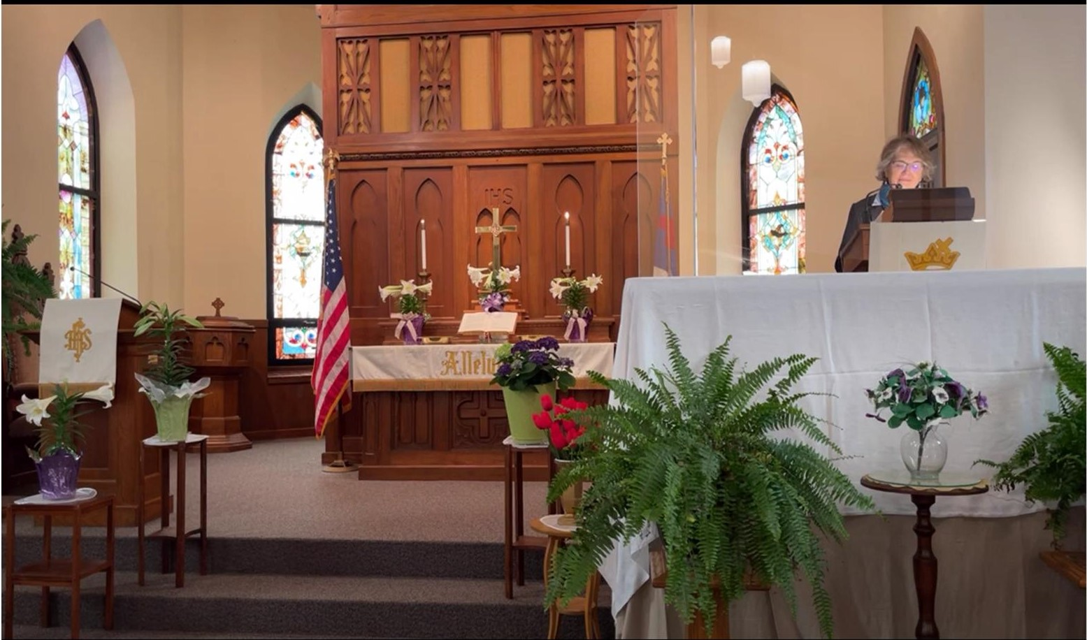 Worship Service 4/11/21