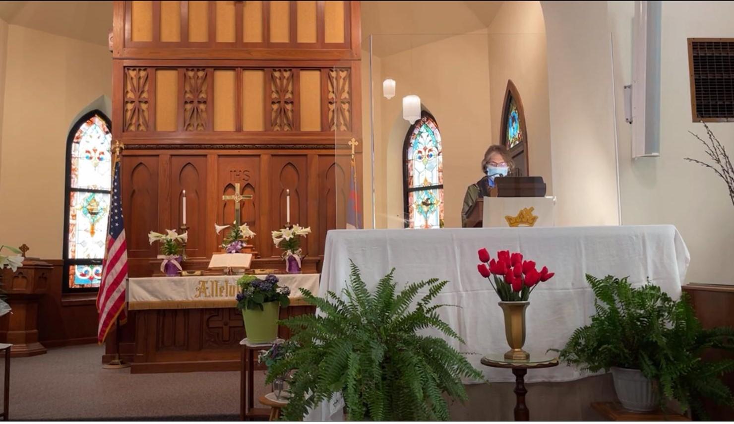 Worship Service 4/25/21