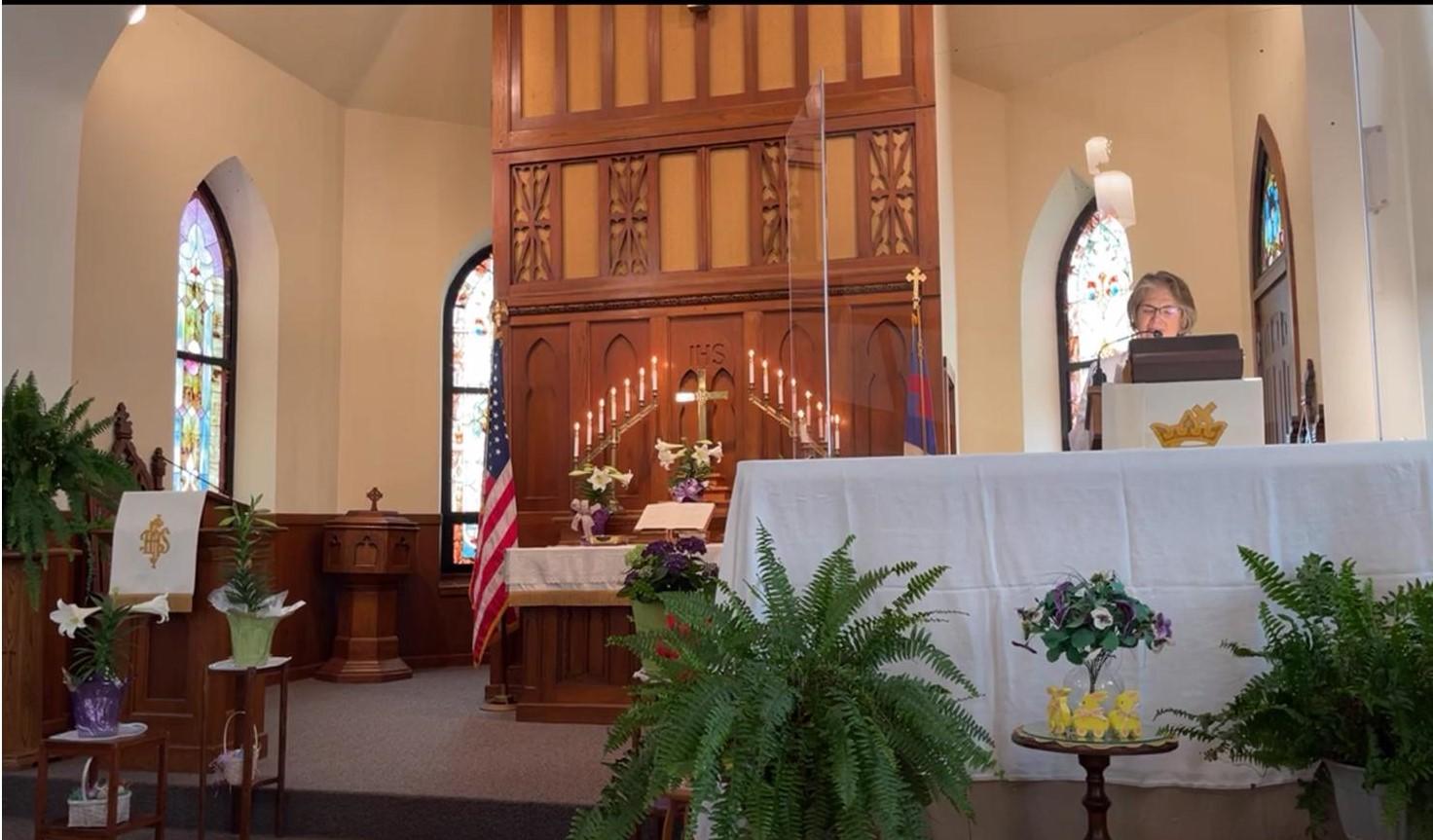 Worship Service 4/4/21