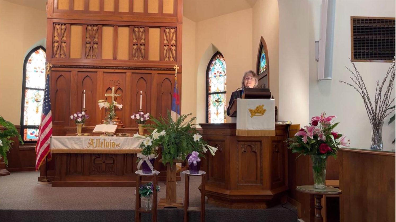 Worship Service 5/16/21