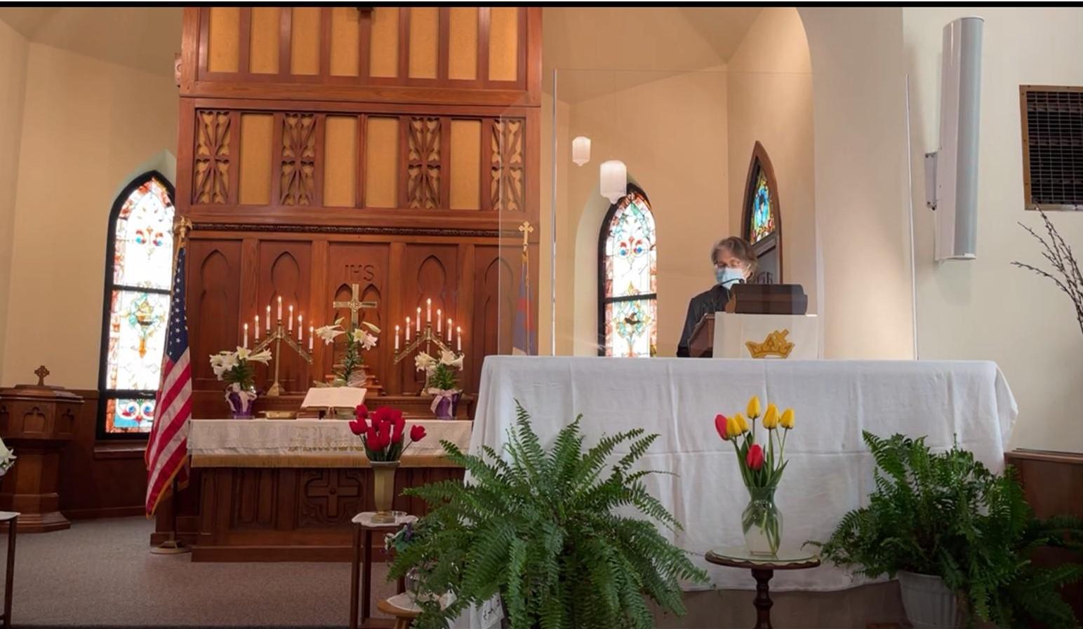 Worship Service 5/2/21