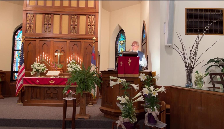Worship Service 5/23/21