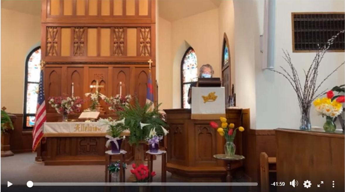 Worship Service 5/9/21