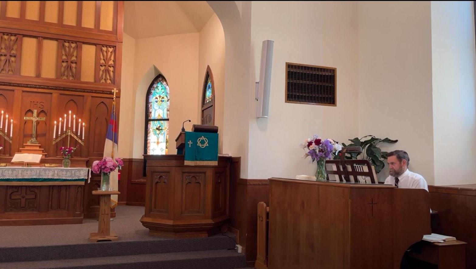 Worship Service 6/6/21