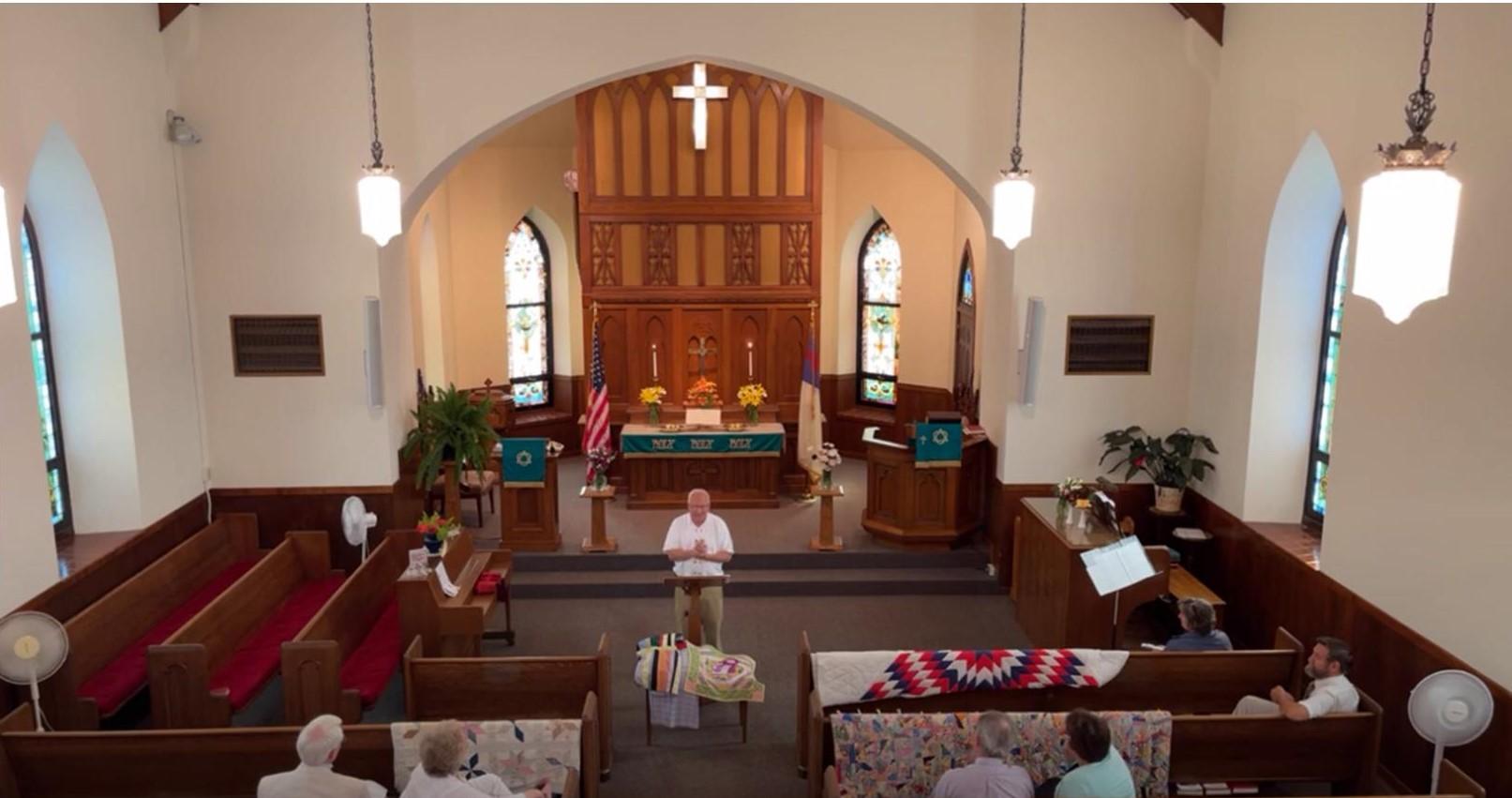 Worship Service 7/11/21