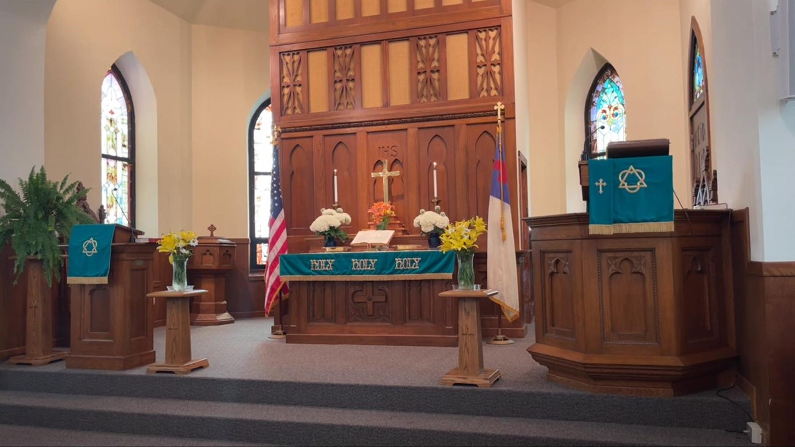 Worship Service 7/18/21