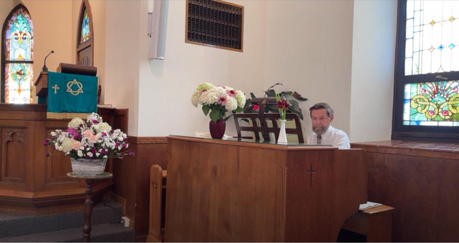 Worship Service 7/25/21