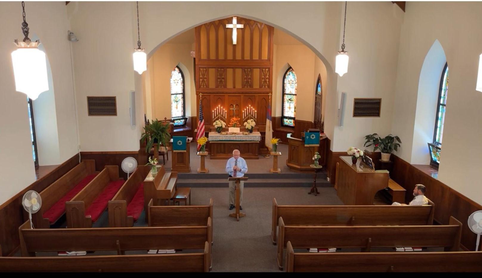 Worship Service 8/1/21