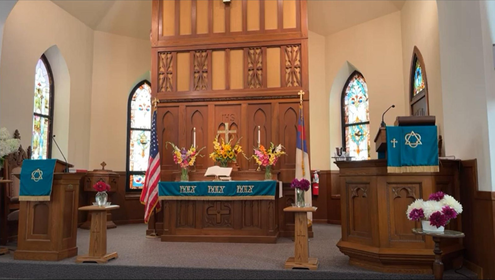 Worship Service 9/12/21