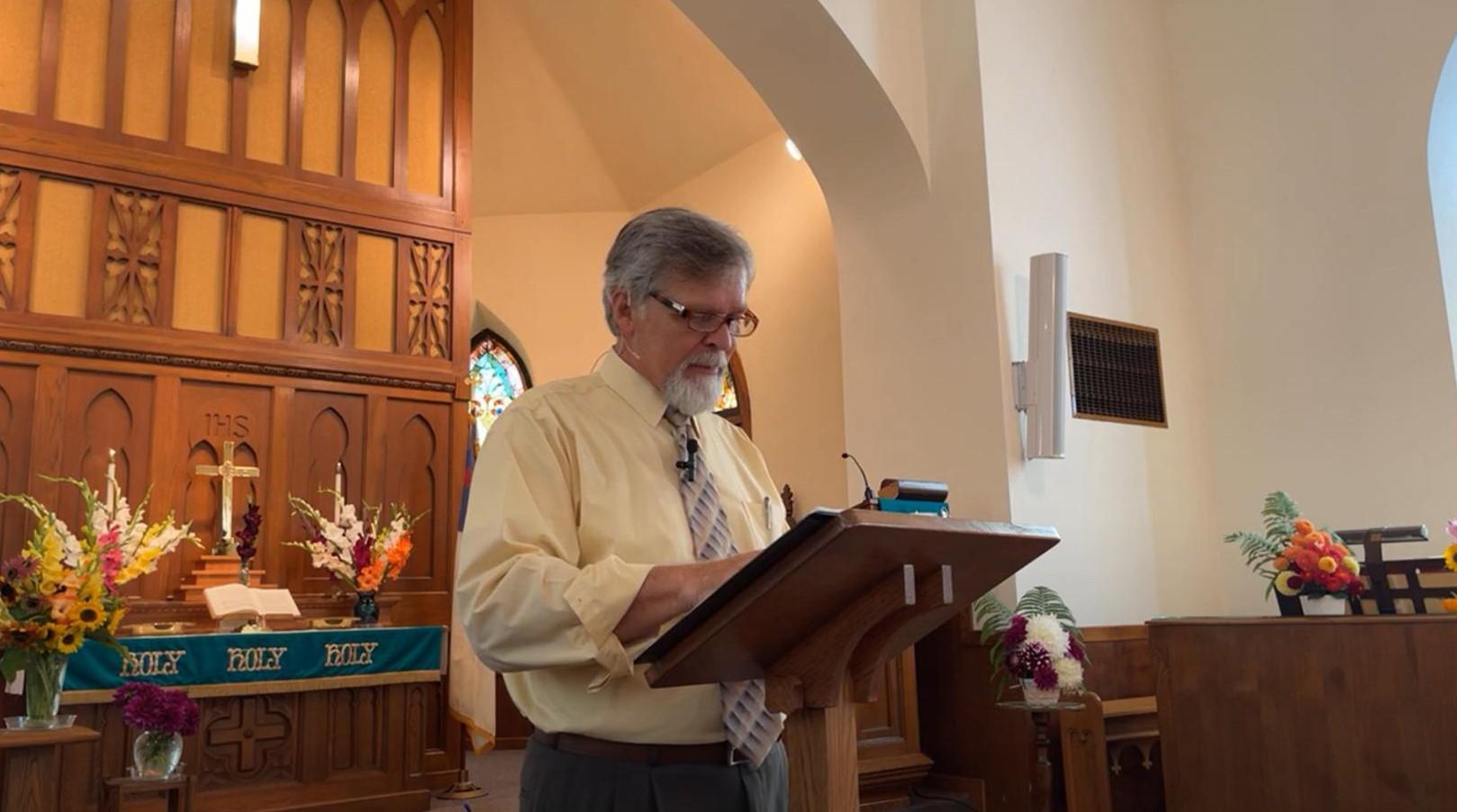 Worship Service 9/19/21