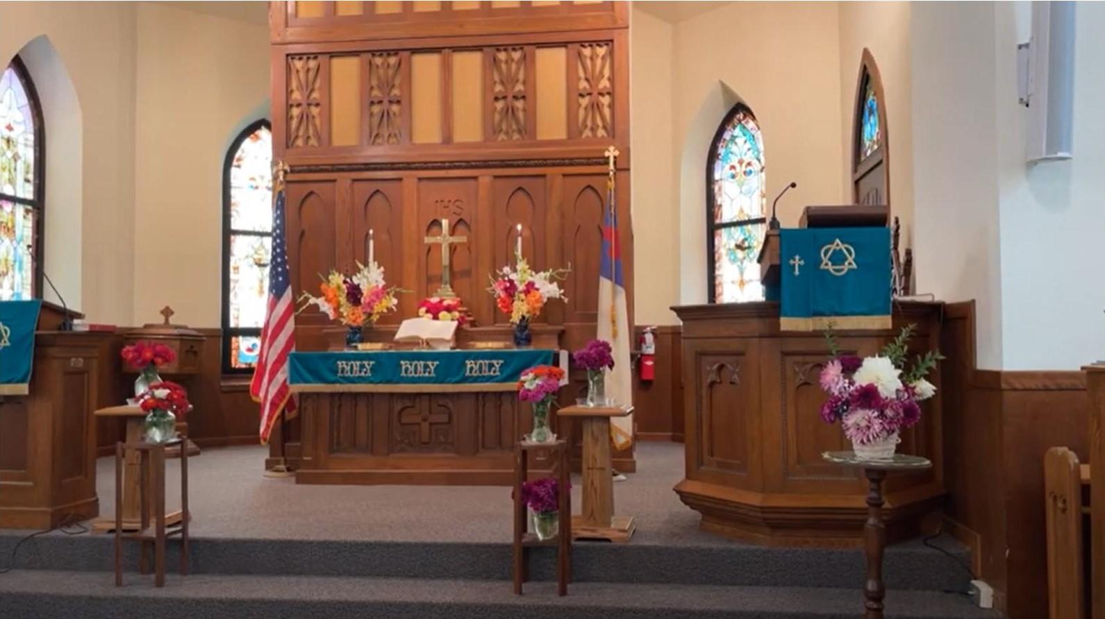 Worship Service 9/26/21