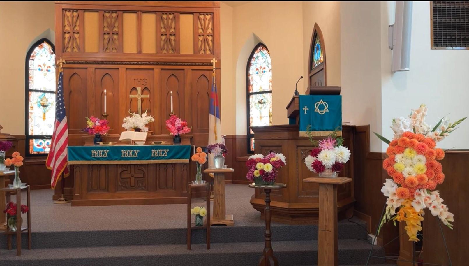 Worship Service 10/10/21