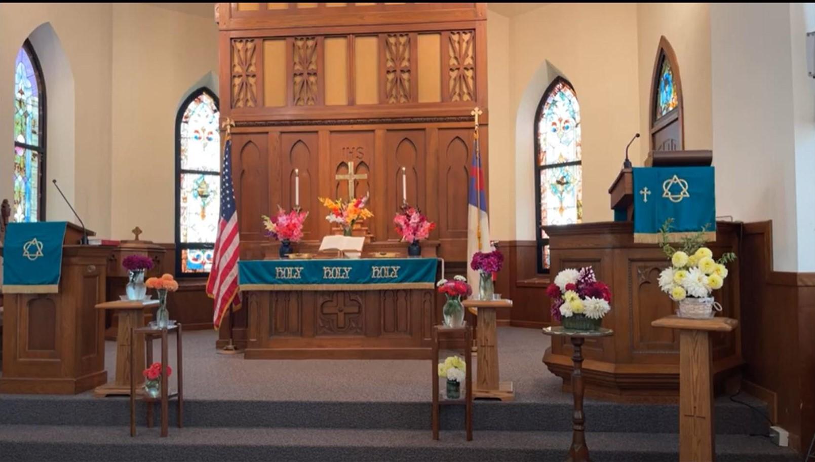 Worship Service 10/17/21