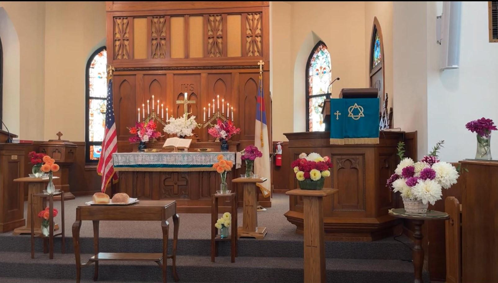 Worship Service 10/3/21
